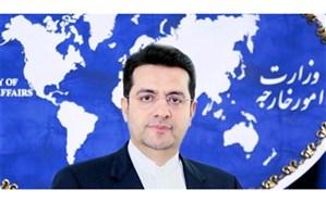 موسوی: وزیر امور خارجه قطر با ظریف دیدار میکند
