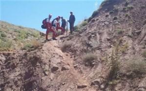 تلاش نیروهای هلال احمر تفت برای یافتن  پیرمرد گمشده