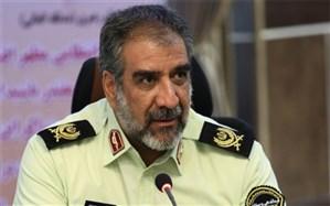 عامل تخریب و آتش سوزی حوزه علمیه محمدشهر کرج دستگیر شد