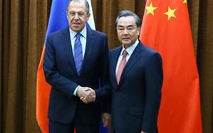تماس تلفنی وزرای خارجه روسیه و چین درپی به شهادت سردار سلیمانی