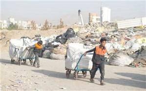 ممنوعیت پیمانکاران در بهکارگیری کودکان زباله گرد