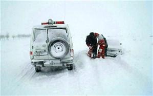 امدادرسانی به ۲۲ خودرو حادثهدیده در آذربایجانغربی