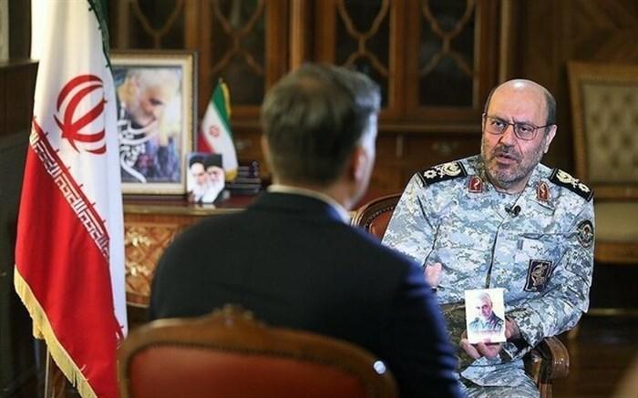 سردار دهقان: پاسخ به آمریکا بهطور قطع یک اقدام نظامی علیه مراکز نظامی آمریکا خواهد بود