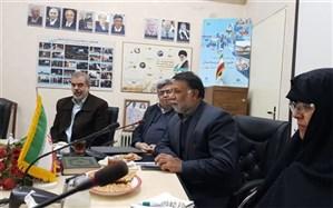 کارگروه هم اندیشی و پیگیری ساخت ۲۰۰ مدرسه در سیستان و بلوچستان توسط خیرین مدرسه ساز کشور برگزار شد