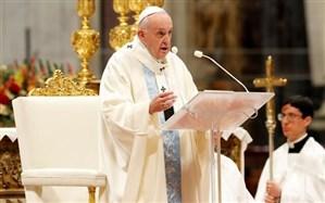 پاپ فرانسیس عراق را به مقصد «لبنان» ترک میکند