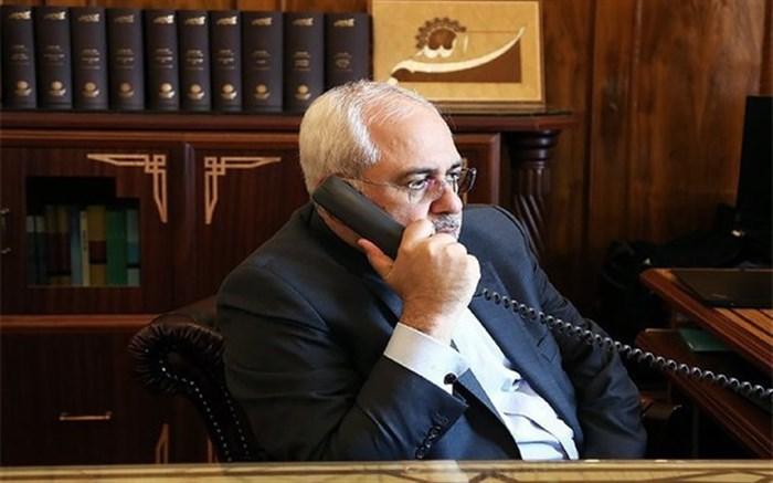 وزیر خارجه هند و ظریف تلفنی گفتوگو کردند
