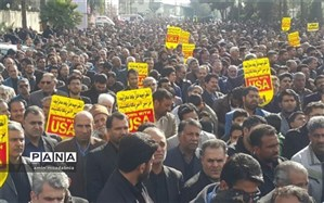 مراسم گرامیداشت سردار سپهبد شهید حاج قاسم سلیمانی در زاهدان برگزار شد