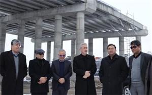 استاندار آذربایجان شرقی خبر داد: پیشرفت 90 درصدی بزرگراه تبریز- سهند