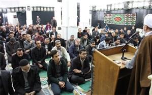 مراسم بزرگداشت شهید سردار قاسم سلیمانی در دانشگاه کاشان برگزار شد