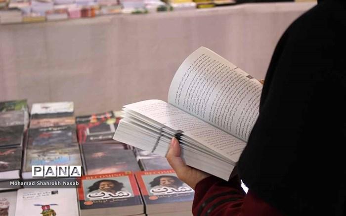 افتتاح نمایشگاه کتاب به مناسبت هفته کتاب و کتابخوانی در سازمان دانشآموزی خوزستان