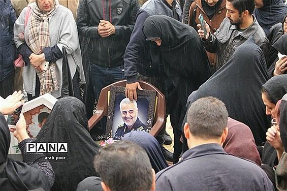 کرمان چشم انتظار سردار دلها