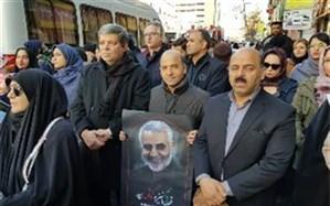 حسینی: سردار سلیمانی، تبلور هویت ایرانی اسلامی بود