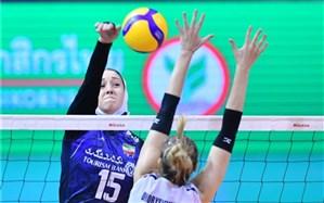 انتخابی والیبال المپیک؛  راه زنان ایران از المپیک دور شد