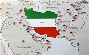 پایگاههای نظامی آمریکا در خاورمیانه چقدر با تهران فاصله دارند