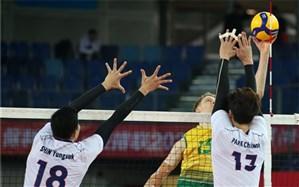 انتخابی والیبال المپیک؛  کانگوروها برنده اولین ماراتن آسیایی شدند
