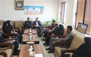 ششمین جلسه ستاد انتخابات شهرستان خاتم برگزار شد