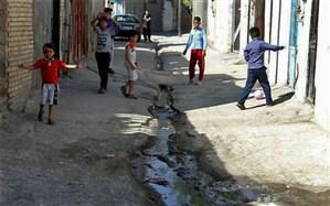 کلانشهری که هنوز در خیابانهایش فاضلاب روان است