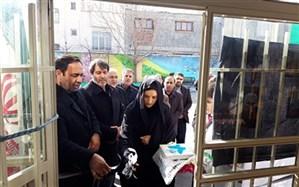 نامگذاری یک مدرسه در مراغه به نام سردار شهید حاج قاسم سلیمانی