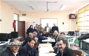 کارگاه آموزشی ترویج کتابخوانی و تبیین تشکیل باشگاه های کتابخوانی در مدارس زبرخان برگزار شد