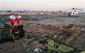 اخذ نمونه DNA از خانواده 142 قربانی سقوط هواپیمای اوکراینی