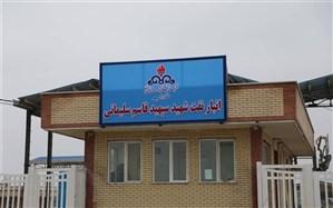 بزرگترین انبار نفت شمالغرب کشور به نام سردار شهید سلیمانی نامگذاری شد
