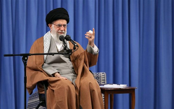 رهبر انقلاب: مردم با حضور پر شور و انتخاب خوب، مجلس قوی برای ایران قوی بسازند