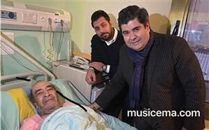 «ایرج» از بیمارستان مرخص شد