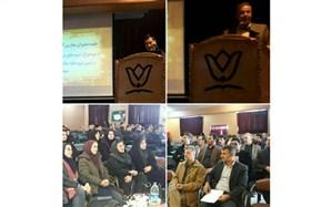 برگزاری کارگاه آموزشی ترویج کتابخوانی و جام باشگاه های کتابخوانی در زبرخان نیشابور