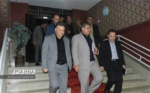 افتتاح مرکز آموزشی رفاهی منطقه19