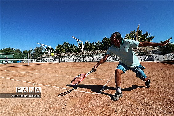 تور جهانی تنیس پیشکسوتان در جزیره کیش