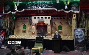 تبیین نقش فرهنگیان منطقه 14 در خصوص سردار سلیمانی