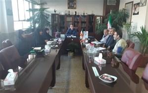 برگزاری کمیته ارتقای پیشگیری ازآسیب های اجتماعی  در منطقه 18
