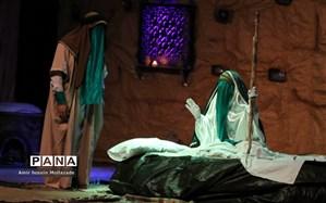 سوگواره بانوی دو عالم در تلویزیون