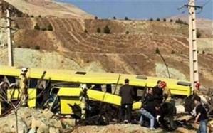 تکذیب خبر واژگونی اتوبوس کرمان ـ جاسک