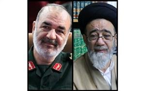 نماینده ولی فقیه در آذربایجان شرقی در پیامی از اقدام ضد تروریستی سپاه پاسداران حمایت کرد