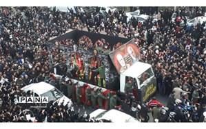 تسلیت آموزش و پرورش استان کرمان به مناسبت جان باختن تعدادی از شرکت کنندگان مراسم تشییع شهید سلیمانی