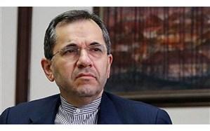تخت روانچی: ایران قصد جنگ ندارد