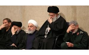 مراسم بزرگداشت شهید سلیمانی و همرزمانش برگزار شد