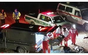 اسامی مجروحان حادثه سقوط اتوبوس در سوادکوه اعلام شد