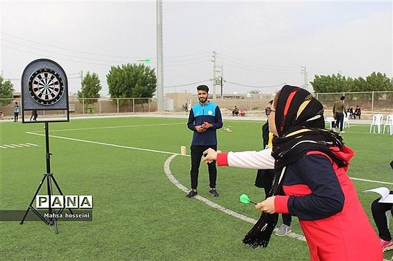 دومین المپیاد ورزش روستایی بانوان شهرستان بوشهر