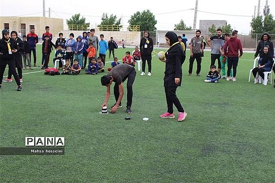 دومین المپیاد ورزش روستایی برادران شهرستان بوشهر