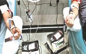 گروه خونی 3 درصد ایرانیها O منفی است