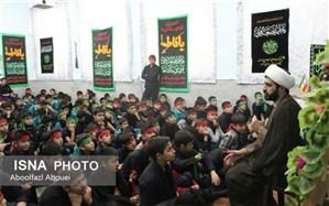 اشک ماتم نوجوانان مهریزی در سوگ سردار دلها