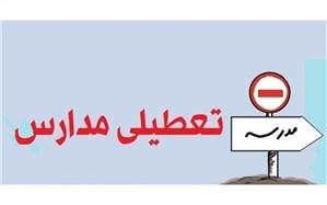 بارشسنگین باران مدارس 31 شهرستان ومنطقه سیستان وبلوچستان را به تعطیلی کشاند