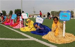 دومین المپیاد ورزش روستایی شهرستان بوشهر برگزار شد