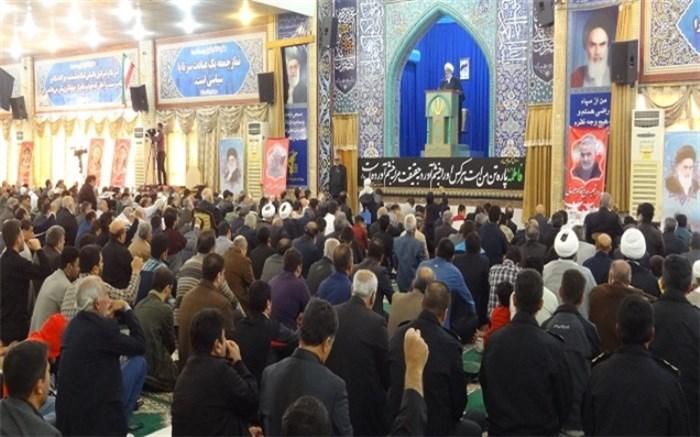 خطبه های نمازجمعه