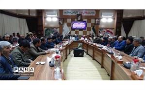 برگزاری جلسه شورای اداری شیروان با محوریت گرامی داشت یاد و خاطره سپهبد شهید حاج قاسم سلیمانی