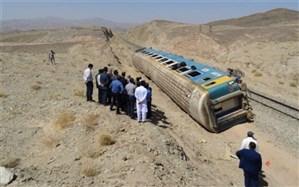 خروج قطار زاهدان تهران از ریل تلفات نداشت