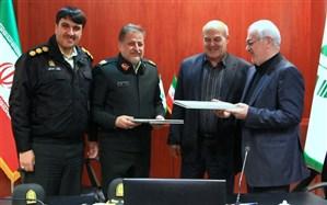 تفاهمنامه همکاری بین سازمان حفاظت محیط زیست و پلیس فتا امضا شد