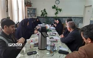 جلسه قطبی پیشگیری از آسیب های اجتماعی در منطقه۱۵
